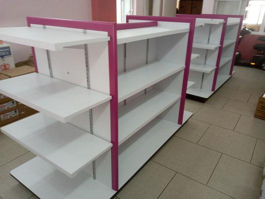Muebles para farmacias, vitrinas para farmacias, mostradores para farmacias, anaqueles para farmcias