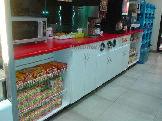 Muebles para fast food