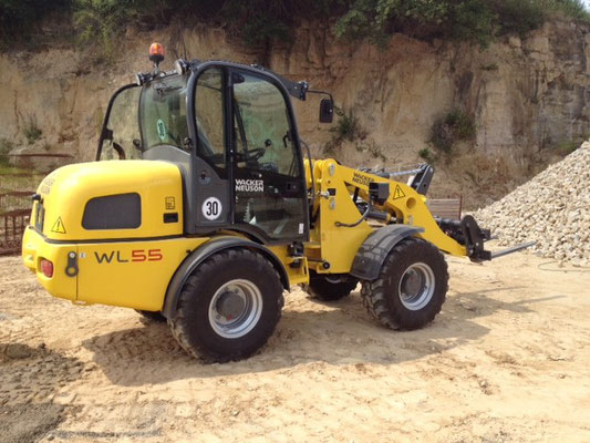 Wacker Neuson WL 55 (Willy Pütz)