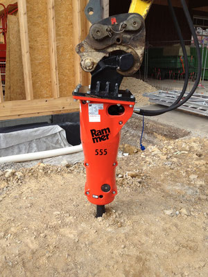 Rammer BR 555 ( CDCL )