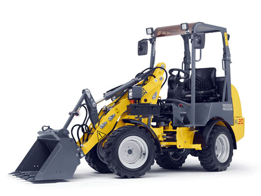 Wacker Neuson WL 20 (Garage Simon)