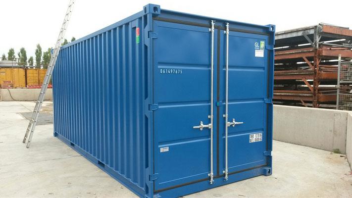 Container 6 m (Lisé)