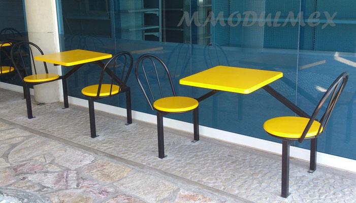 Mesas para tiendas de conveniencia