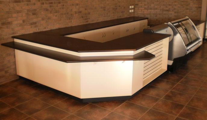 Mueble para comedores industriales, mueble para restaurantes