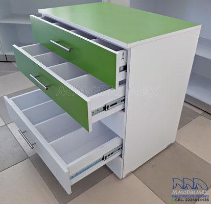 Muebles especiales, muebles sobre diseño
