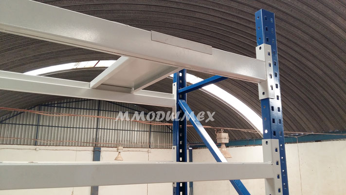 Rack industrial de carga pesada, Rack selectivo