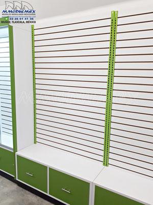 Exhibidores para papeleria
