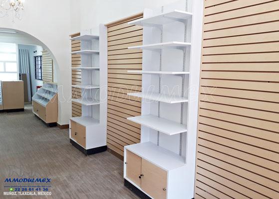 Muebles para bisutería, aparadores para bisutería
