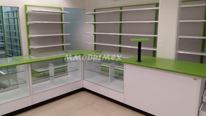 Vitrinas de madera, vitrinas de aluminio, vitrinas para negocio