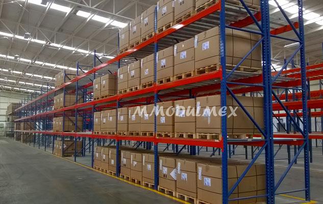 Racks de carga pesado o industrial