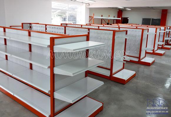 Muebles para ferretería, mostradores para ferretería, anaqueles para ferretería, racks para ferretería