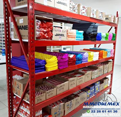 Racks para papelería, Muebles para papelería, anaqueles para papelería, mostradores para papelería, vitrinas para papelería