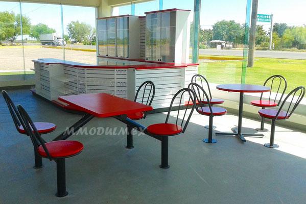 Mesas para minusuper
