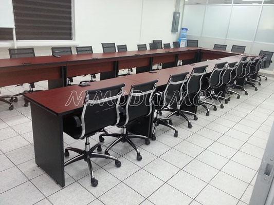 Muebles de oficina, escritorios de oficina, libreros, muebles de madera para oficina