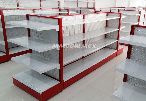 Muebles g ndolas mostradores anaqueles vitrinas for La gondola muebles