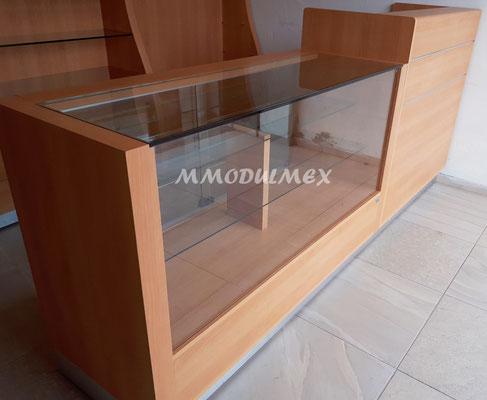Precios de muebles para tiendas y minisuper mobiliario g ndolas vitrinas exhibidores - Disenos de mostradores ...
