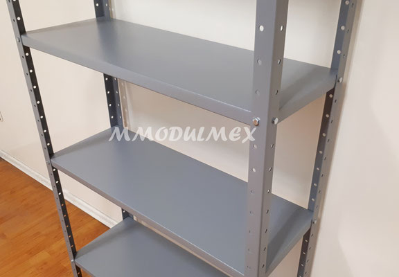 Postes metálicos para estantes metálicos entrepaños metálicos, repisas metálicas