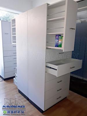 Cajoneras para medicamento, muebles para farmacia
