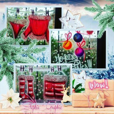 "NOEL 2016 Chez ""Les terres blanches"" VILLAUDRIC"