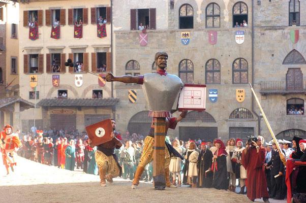 Eventi - Giostra del Saracino di Arezzo