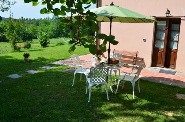 IL giardino dell' Hotel B&B