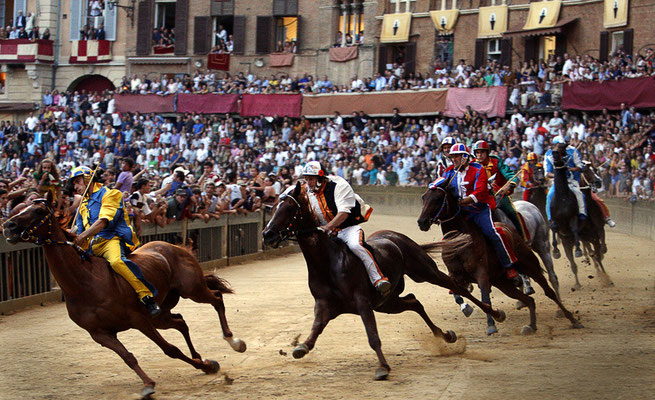 Events - Palio di Siena