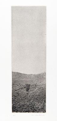 Sans titre, aquatinte, 12x35cm