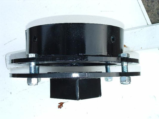 Square post adaptors available
