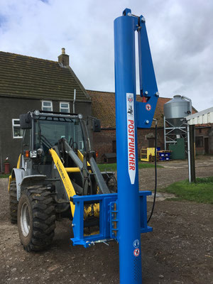 PP2L This customer is over the moon with the performance on his moor land