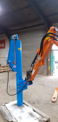 PP1lL great combination for a 2t excavator