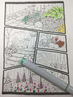 ガーデンデザイン ガーデナー ガーデンデザイナー 広島
