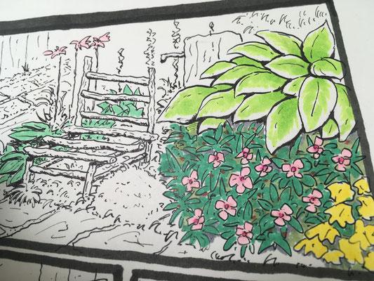 ガーデン ガーデンデザイン 廿日市 広島 外構 エクステリア