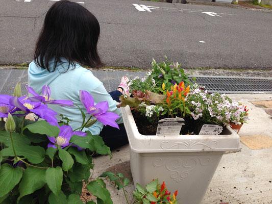 庭育 こどものための庭づくり