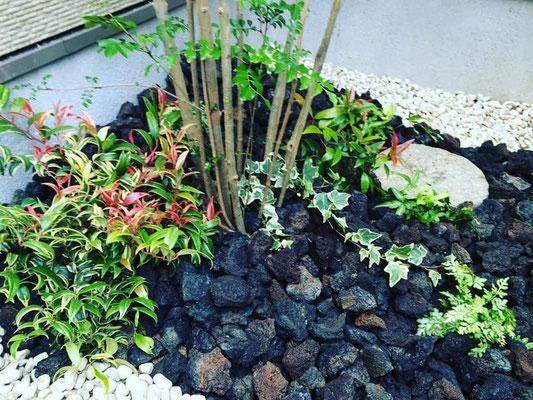 新築戸建 外構 デザイン 広島 お庭 リフォーム