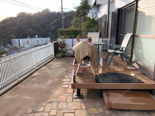 外構 デザイン 広島 お庭 リフォーム