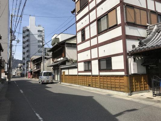 大津の町家1