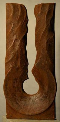 Eisen-Vollguss 45x21cm