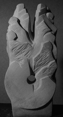 Cristallina Marmor 45 x 20 x 13 cm