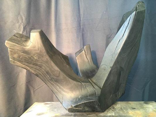 Form Eiche gebrannt 39 x 50 cm