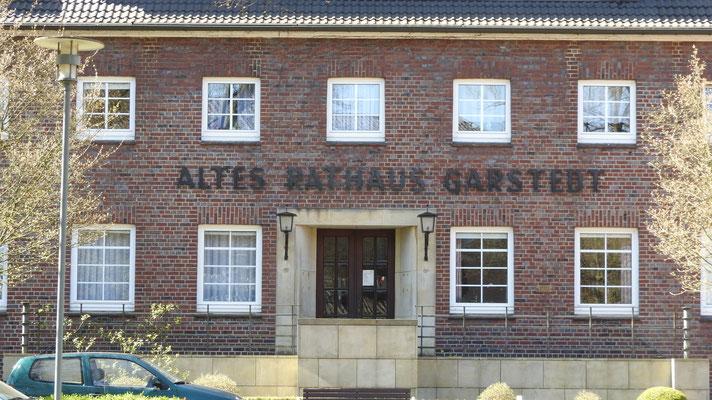 """Blick auf unsere seniorengerechten Wohnungen im """"Altes Rathaus Garstedt"""""""