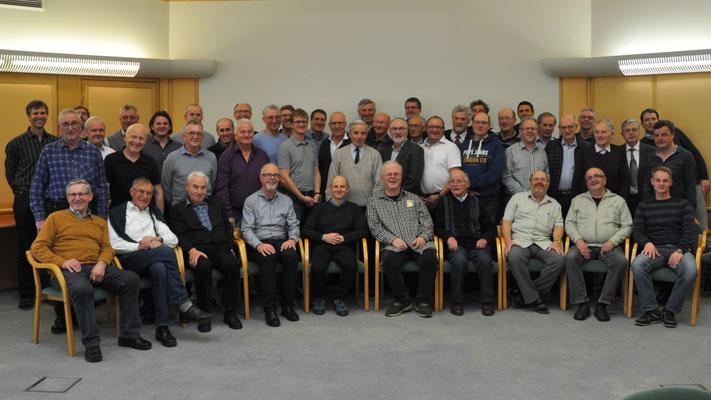 Scharnsteiner Bibelkreis - Männerfreizeit 2020
