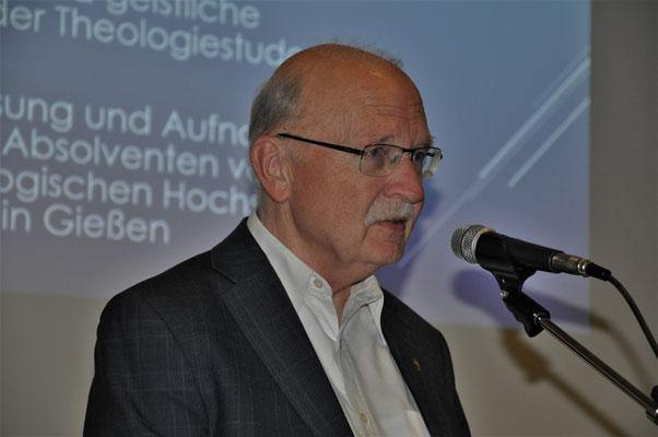 Pfr. em. Friedrich Rössler