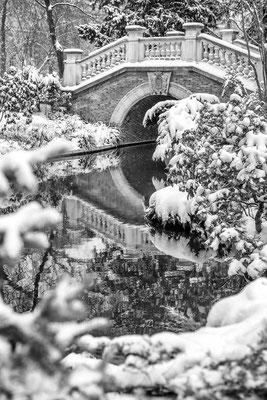 Pont du Parc Monceau, 2013