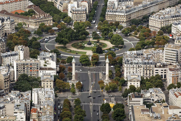 Place de la Nation, Paris