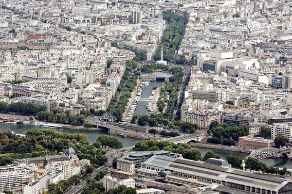 La Seine et la Bastille
