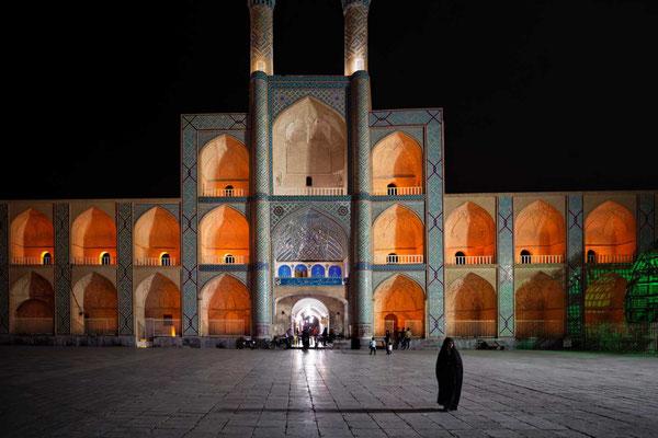 Mosquée Amir Chakhmaq, Yazd, Iran