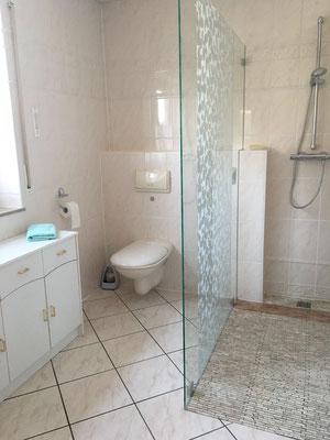 Ihr Badezimmer in der Villa Chopin.
