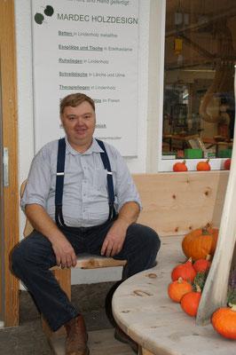 Schreinermeister Martin Decker