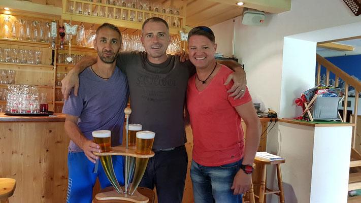 Das Glashorn mit Christian und Moby-Dick-Wirt Alex macht Kurzurlaub in Kitzbühel - Hurra die Gams!