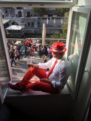 Glashorn goes Ljubljana!